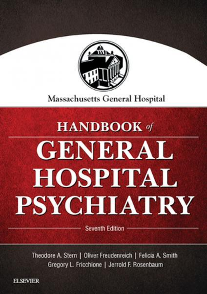 Massachusetts General Hospital Handbook of General Hospital Psychiatry 7th Edition 2018 - روانپزشکی