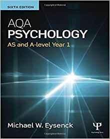 AQA Psychology: AS and A-level Year   2015 - روانپزشکی