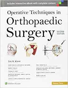 Operative Techniques in Orthopaedic Surgery 2015 - اورتوپدی