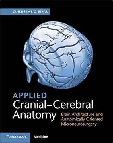 Applied Cranial-Cerebral Anatomy 2018 - نورولوژی