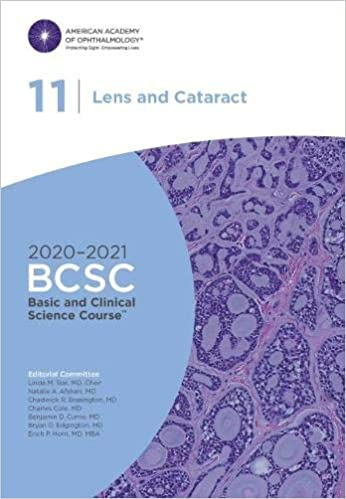 Lens and Cataract  Section 11 2020-2021 - چشم