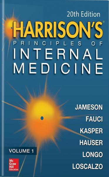 (11Vol )Harrison's Principles of Internal Medicine 20TH – 2018 - داخلی