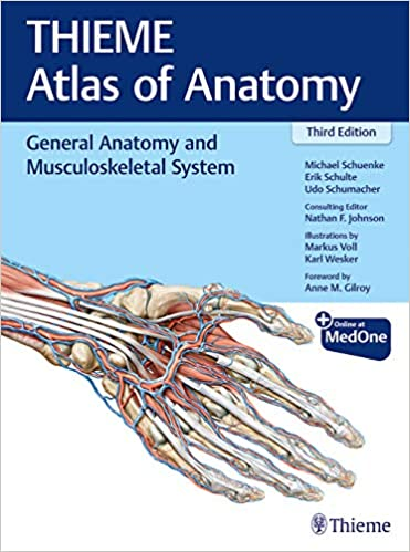 General Anatomy and Musculoskeletal System (THIEME Atlas of Anatomy) 2020 - آناتومی
